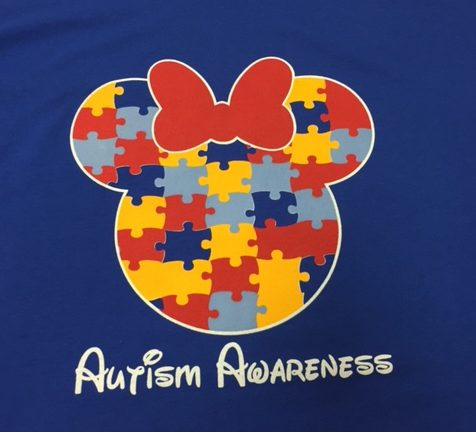 Want an Autism Awareness T-shirt?